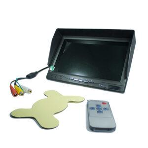 Univerzális 7″ TFT-LCD monitor