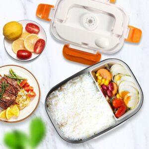 Hordozható autós elektromos ételmelegítő/ételhordó