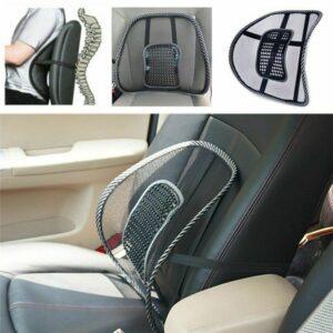 Deréktámasz autós ülésbe és székre
