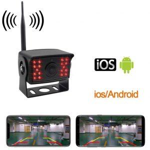 Zonetech WIFI-s Teherautó, Busz, Munkagép tolatókamera