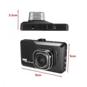 BlackBox Autós Full HD DVR kamera + hátsó kamera