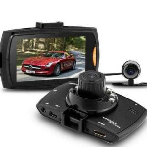 Autós G30 két kamerás eseményrögzítő kamera