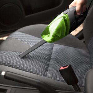 Autós kézi porszívó – szivargyújtós csatlakozóval